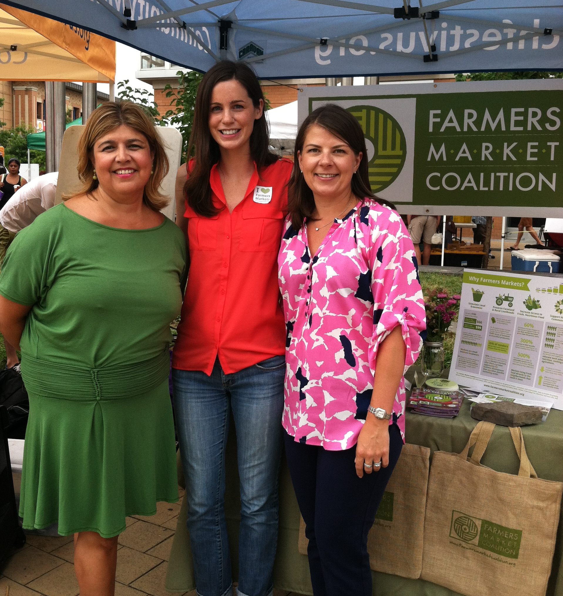 Celebrating the Many Benefits of Farmers Markets