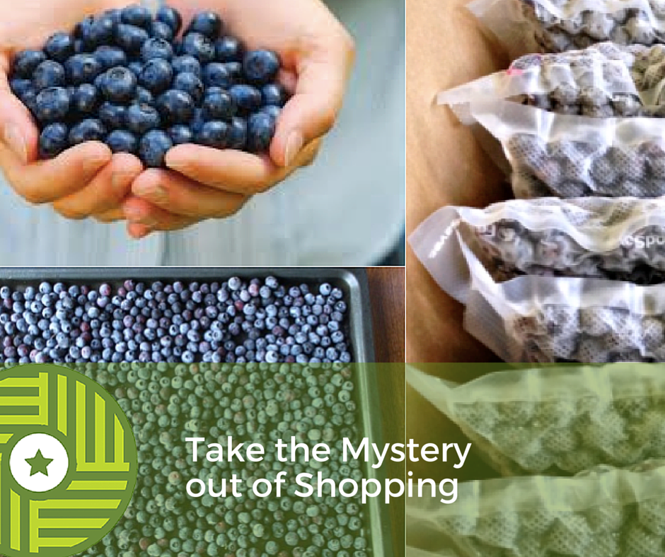 Take the Mystery out of Shopping