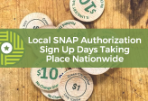 FB SNAP Sign Up Days