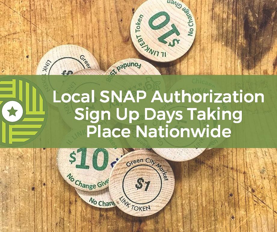 FB SNAP Sign Up Days