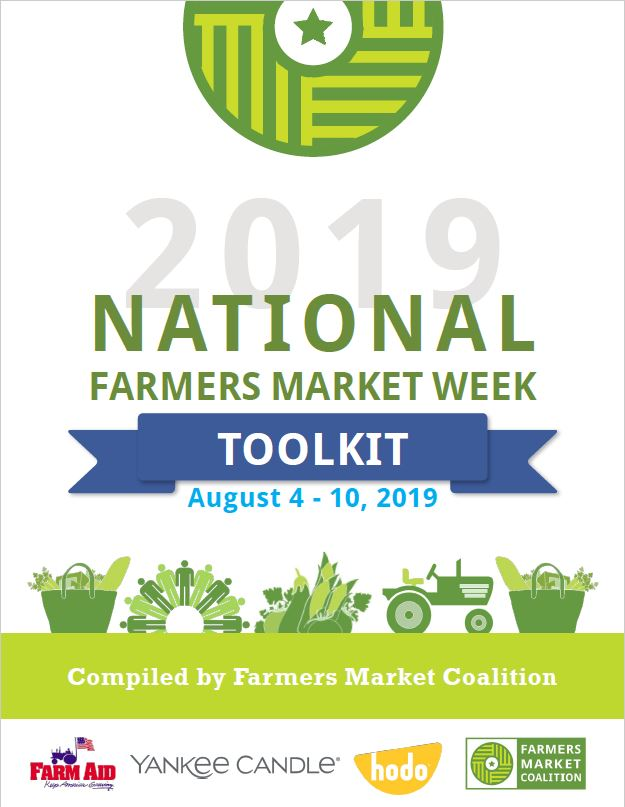 National Farmers Market Week Resources - Farmers Market